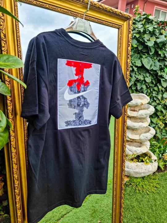 Мъжка Oversize тениска с щампа