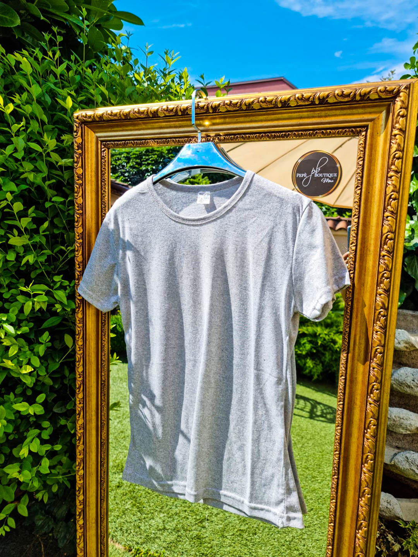 Мъжка тениска Classic сива
