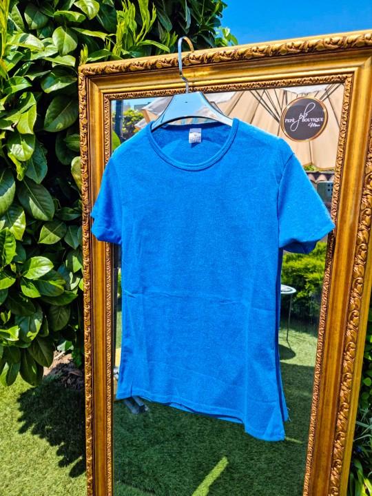 Мъжка тениска Classic синя