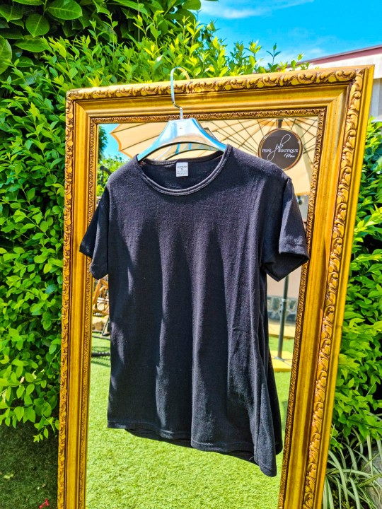Мъжка тениска Classic черна